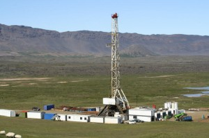 Landsvirkjun tests 4 boreholes at the Theistareykir project in Iceland