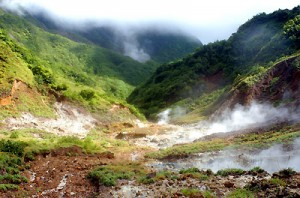 Dominica targeting to reduce annual cost for diesel by 94% with geothermal energy