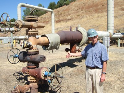 The Geysers in California celebrate 50 years of geothermal energy production