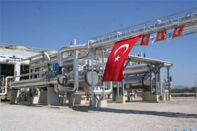 Dora-2 geothermal plant goes online in Turkey
