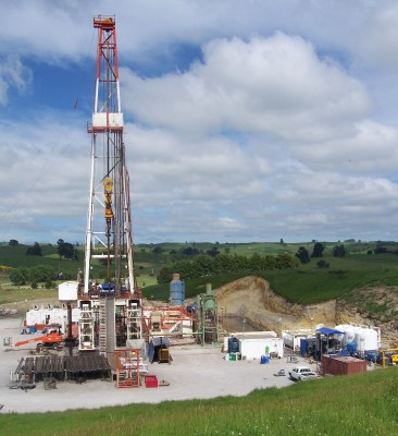 First Gen scouting for drilling projects internationally