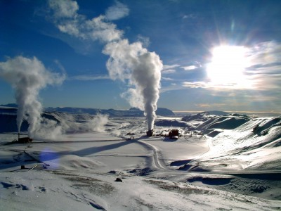 Geothermal development & research in Iceland
