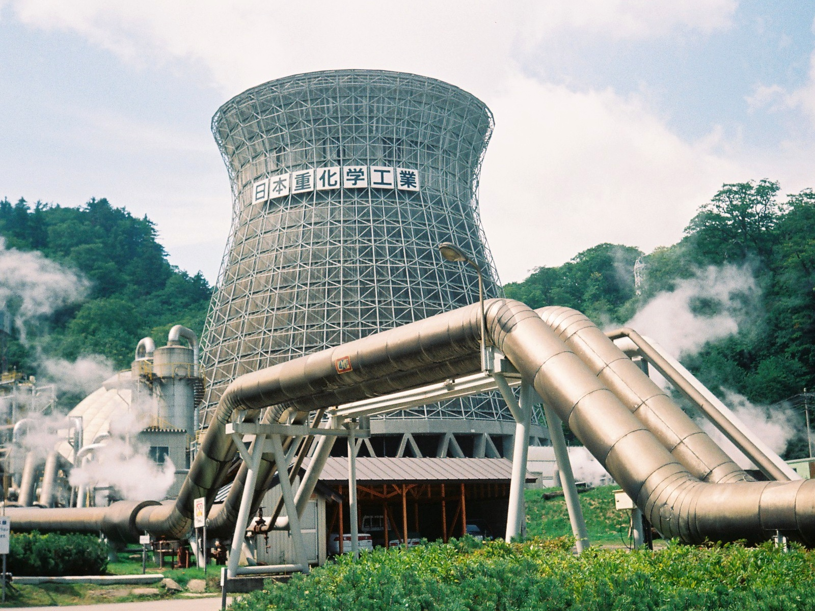 Japan's geothermal resources could help to replace nuclear capacity