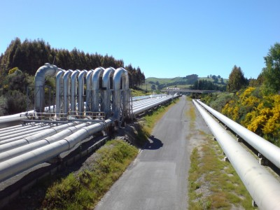 New Zealand's work on sharing its geothermal experience