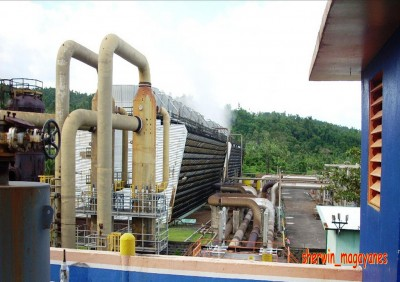 40th Anniversary of geothermal power generation at Tiwi, Philippines