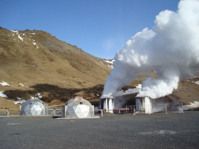 TV coverage on CarbFix project in Iceland – turning CO2 into minerals