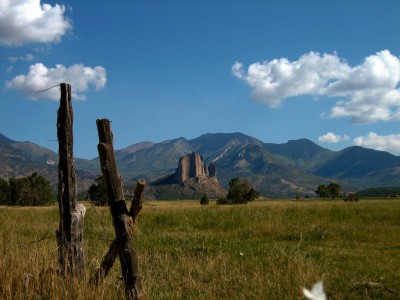 Potential geothermal lease sale in Colorado