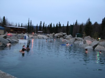 Webinar on low-temp geothermal use, Chena Hot Springs, Alaska