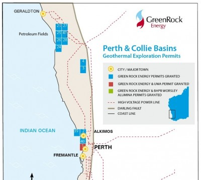 GreenRock Energy teaming up with Pacific Hydro on development