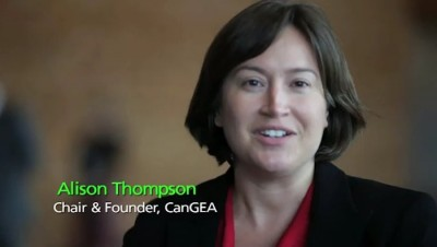 Interview series: Alison Thompson of CanGEA