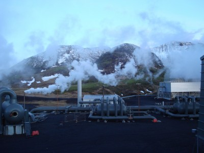 Testing corrosion on H2S Abatement system of geothermal plant in Iceland