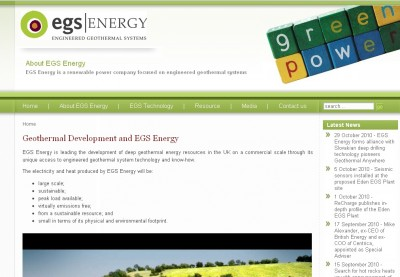 UK: EGS Energy forms alliance with Slovakian drilling technology pioneers