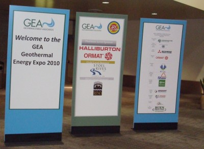 Coverage of Geothermal Expo & GRC Annual Meeting in Sacramento