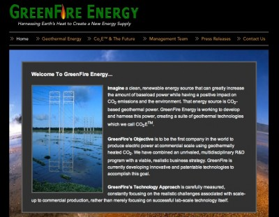 Interview series: Randy Balik, VP Business Development, GreenFire Energy