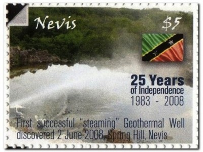 Nevis to guarantee US$57m for geothermal project by West Indies Power