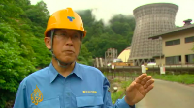 AlJazeera video report on geothermal energy as a hot power option for Japan
