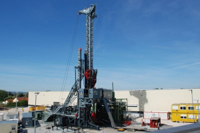 BAUGER Group sells deep drilling rig TBA300 to a Venezuelan drilling firm