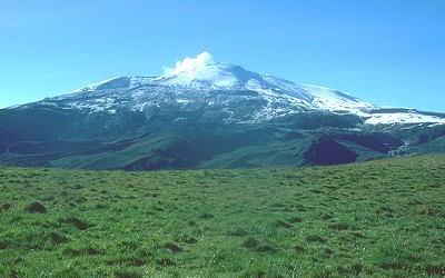 Geothermal project could restart at Nevado del Ruiz volcano in Colombia