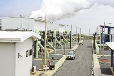 Costa Rica inaugurates 42 MW geothermal plant by Ormat Technologies