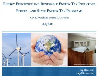 Geothermal energy tax incentives in the U.S. covered in new law firm report