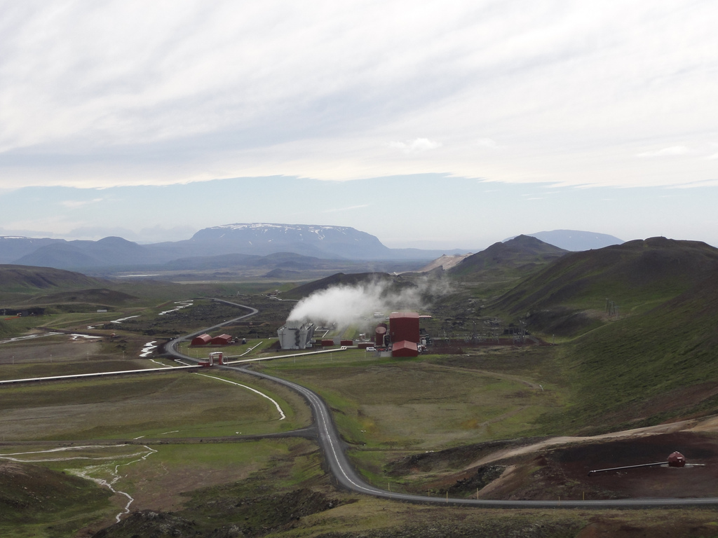Geothermal News by ThinkGeoEnergy - cover