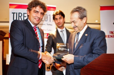 Record number of attendees at Turkish Renewable Energy Congress 2011