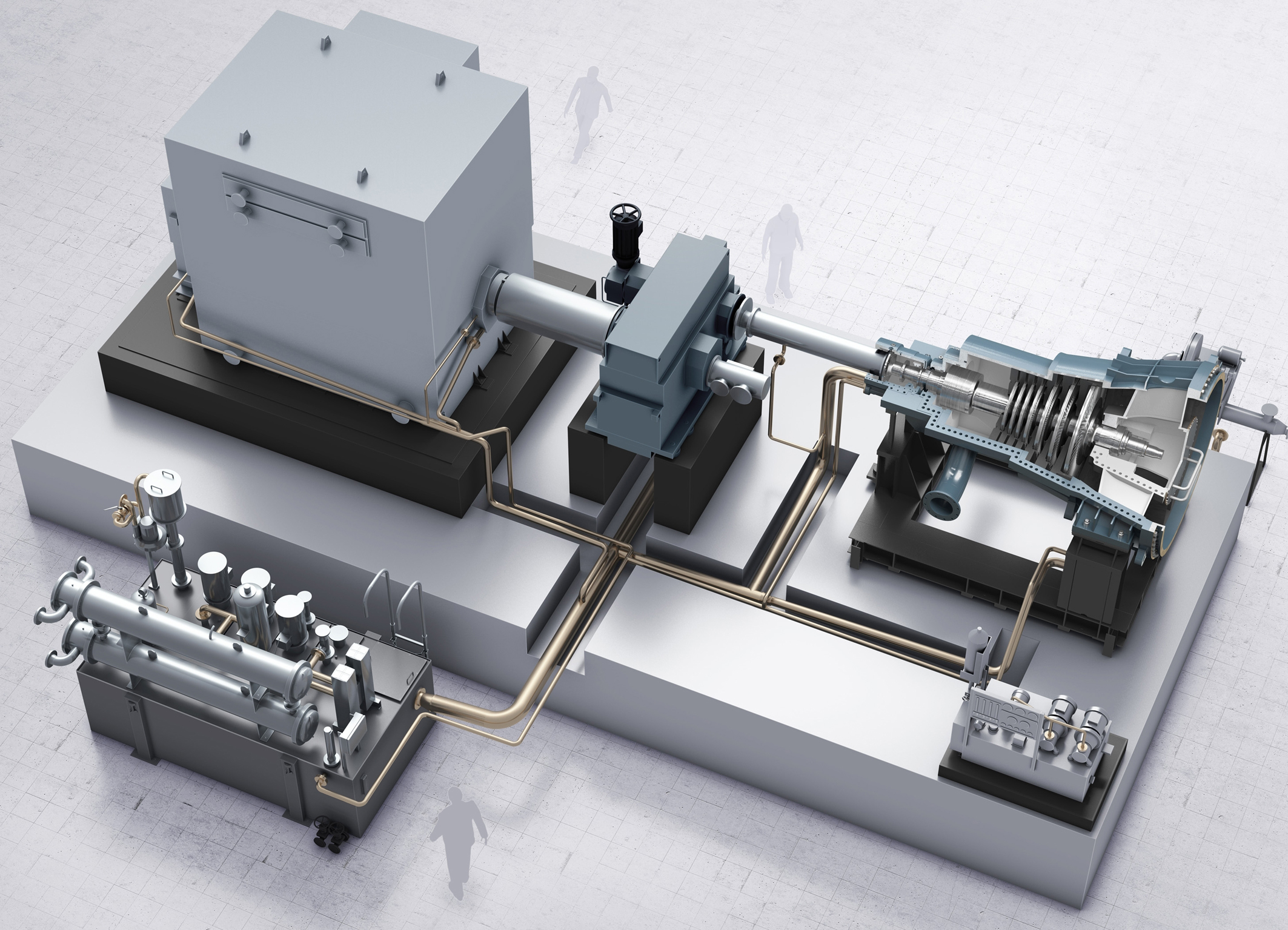 Siemens enters steam turbine market for geothermal power projects