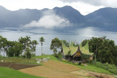 West Sumatran geothermal energy potential estimated at 1,600 MW