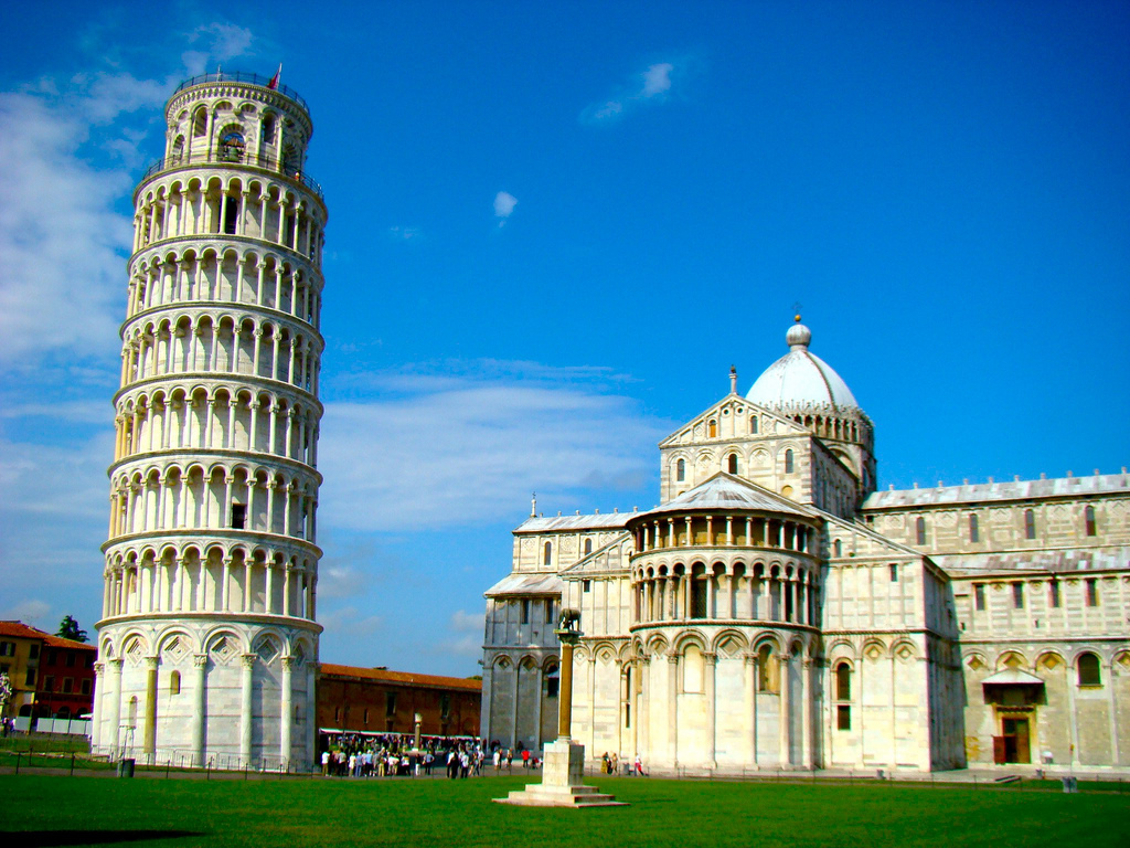 Pisa Italy  City new picture : Pisa, Italy source: flickr/ House of Hall, creative commons