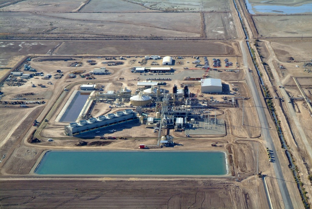 Video Overview On Hudson Ranch I Geothermal Power Plant