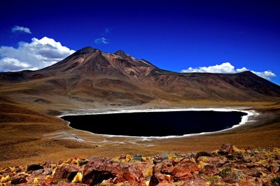 Approved 20 geothermal exploration areas in Chile