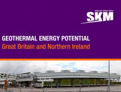 SKM report highlights geothermal potential for HSA and EGS in the UK
