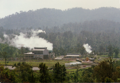 Pertamina Geothermal expects to nearly double geothermal capacity by 2021