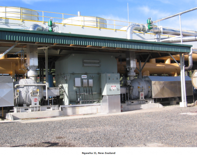 NZ: Top Energy reports increased annual revenues from Ngawha geothermal plant
