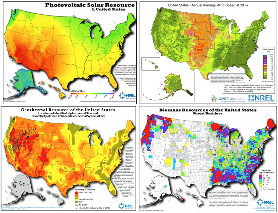 Should We Sell Geothermal More Regionally And Focus On Feasible - Geothermal map of the us