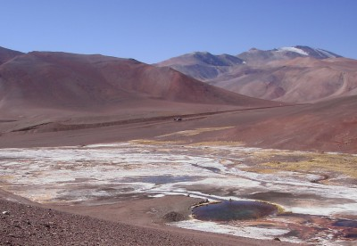 Developer pushes for geothermal development in northwestern Argentina