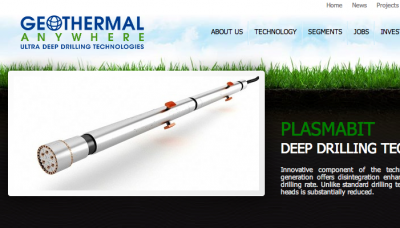 Geothermal Anywhere among Top 25 of European Venture Contest
