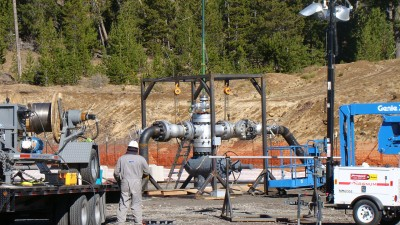 Workshop on one of hottest geothermal wells to be drilled in Oregon, Sept. 10-14, 2017