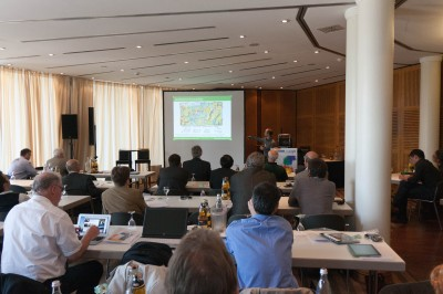 High-calibre international EGS conference this year in Potsdam