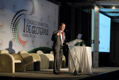 ACHEGEO Intl Geothermal Congress, April 11-12, 2013, Santiago, Chile