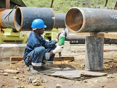 Tender: Connection of makeup wells to Olkaria IAU geothermal plant, Kenya