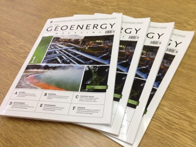 Think GEOENERGY Magazine launched today