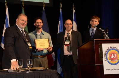 Geothermal Resources Council announces 2017 winners of $15,000 scholarships