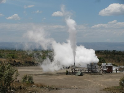 Geothermal Risk Mitigation Facility East Africa – a Progress Report, African Union