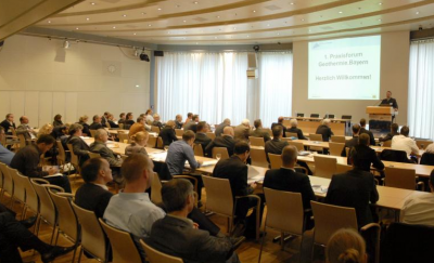 High level geothermal investment roundtable announced for Munich conference