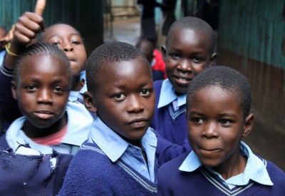 Carbon credits earned by Olkaria plant pays for new school in Kenya