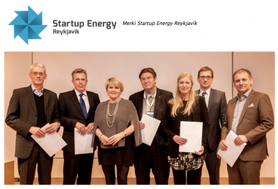 2106 Startup Energy Rekjavik accelerator program open for applications