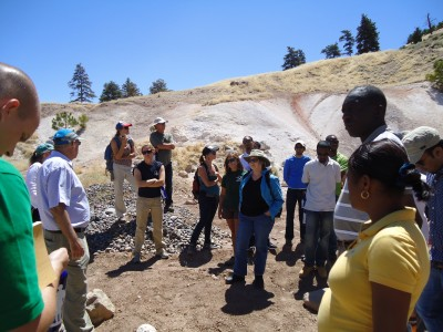 NGA – Geothermal reservoir engineering short course, June 20-24, 2016