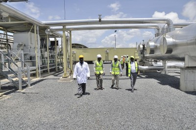 Kenya adds first 140MW at Olkaria geothermal project