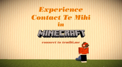 Te Mihi Power Station built into Minecraft game